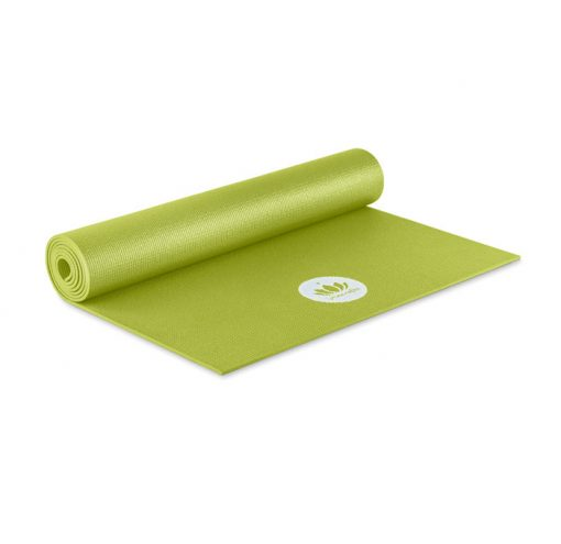 yogamatte mudra grün