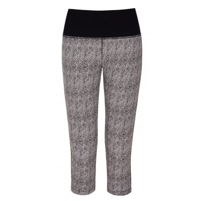 asquith karma capri pants herringbone