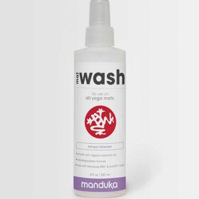 matwash 8 oz lavender grey background