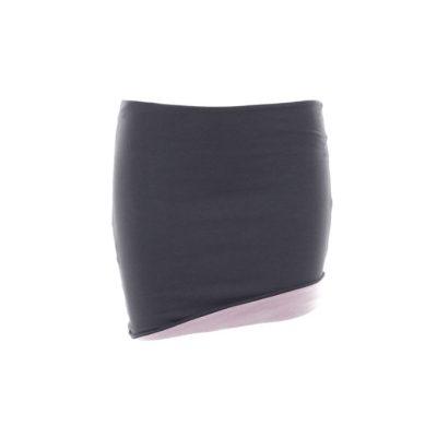 jaya tessi skirt tube charcoal