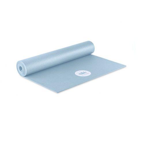 yogamatte mudra pastellblau