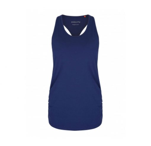 asquith chi racer back top ocean