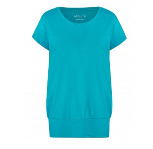 asquith smooth you tee seafoam