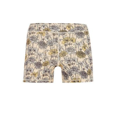 mandala fashion printed shorts paris ballroom