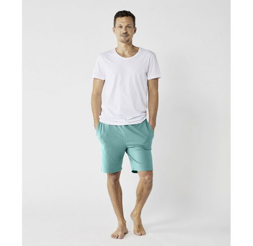 lotuscraft organic yoga shorts seegruen