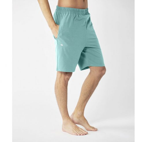 lotuscraft organic yoga shorts seegruen 3