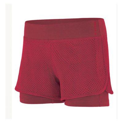 mandala fashion yoga short rumba red