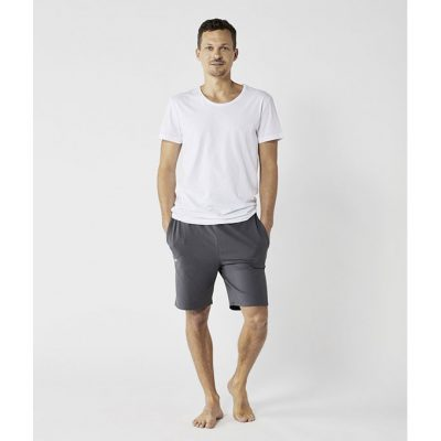 lotuscraft organic yoga shorts grau 2