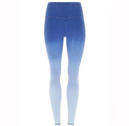 mandala fashion tie dye leggings focus