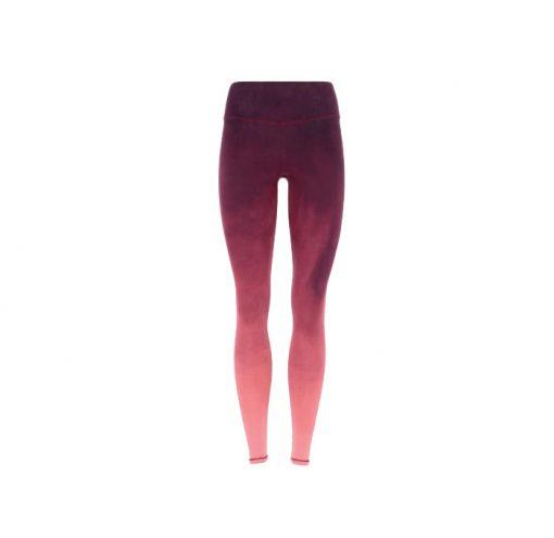 mandala fashion tie dye pants pregnant