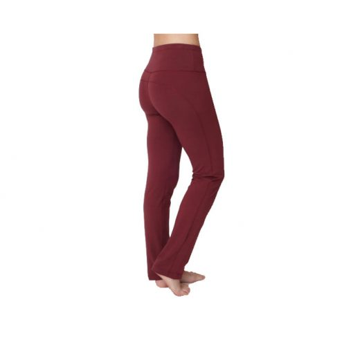asquith live fast pants claret 2
