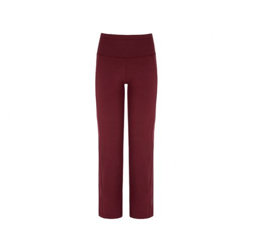asquith live fast pants claret 3
