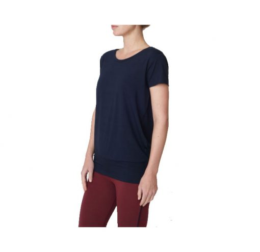 asquith smooth you tee navy