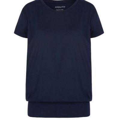 asquith smooth you tee navy 3