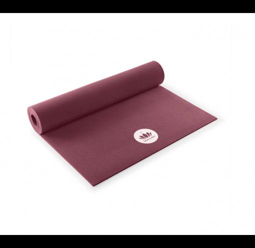 yogamatte oeko aubergine