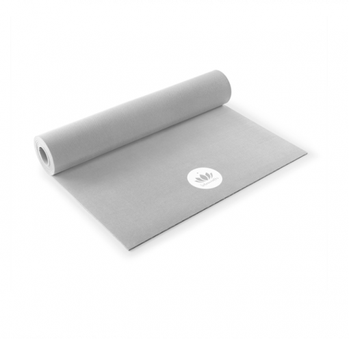 yogamatte oeko cool grey