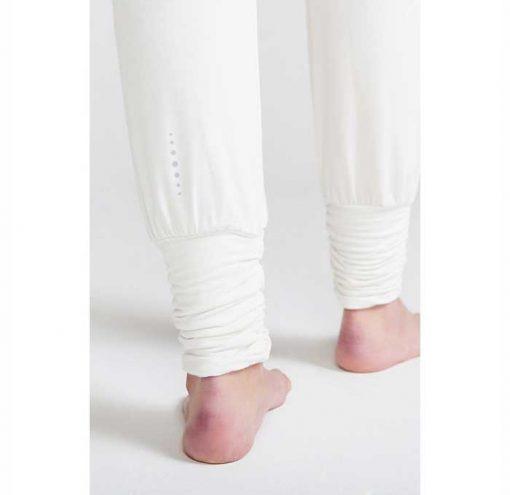 asquith yogahose long harem pants ivory 3