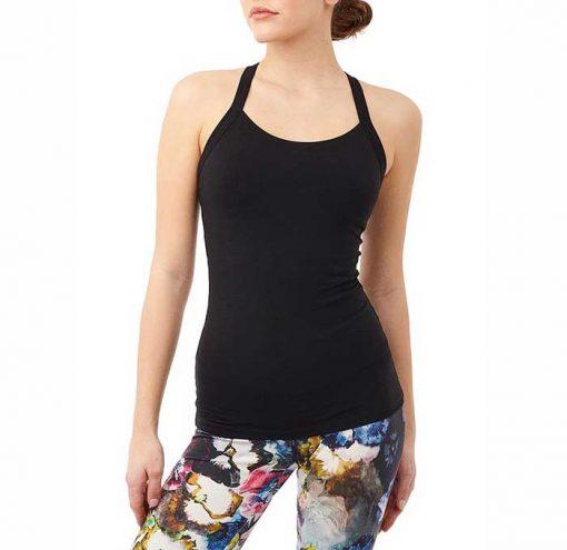 mandala fashion define top black 3