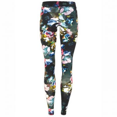 mandala fashion printed leggings fairy forest 3