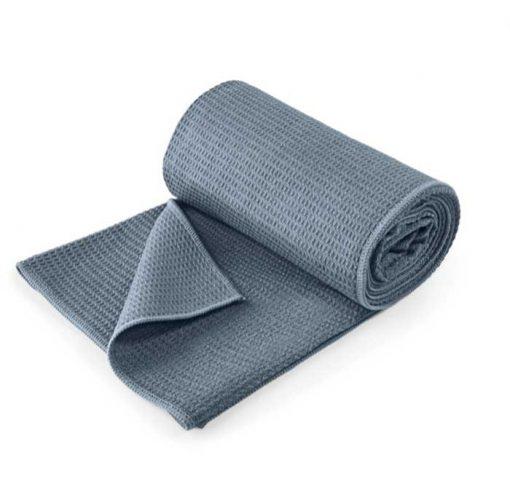 Yoga Reise Handtuch Auflage Grip
