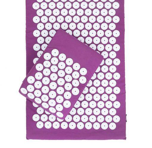 Vital Akupressur Kit Matte und Kissen Shakti 2020 Violett