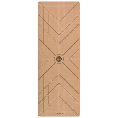 Lotuscrafts Kork Yogamatte Align