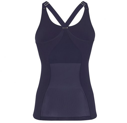 mandala_fashion_flexible_yoga_top_marine_2020_detail_back