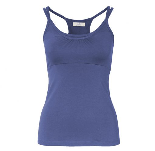 Jaya Fashion Top Jane Navy