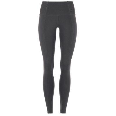 Slim Yoga Pant Stone