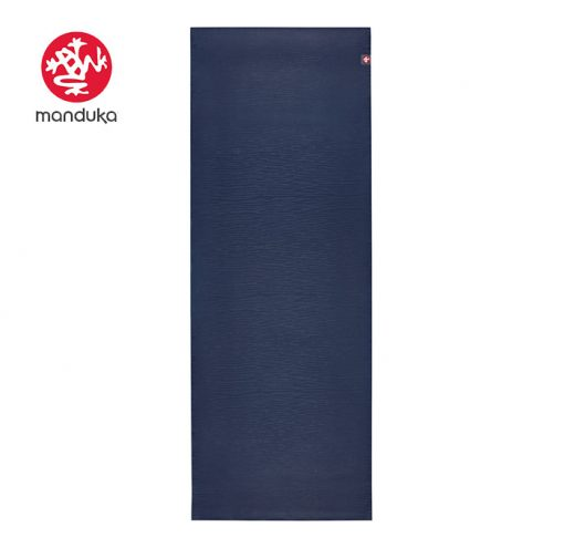 Manduka eKO 5mm Naturkautschuk Yogamatte Midnight