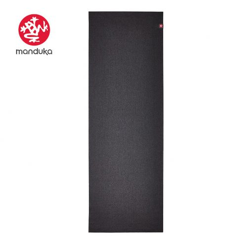 Manduka Superlite Travel Naturkautschuk Yogamatte Black
