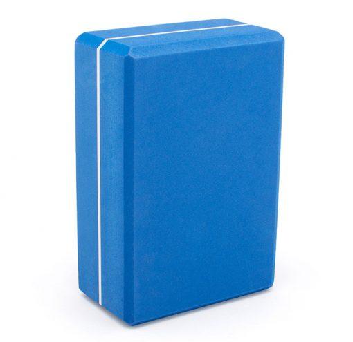 Yoga Block Asana Brick XXL kobalt blau