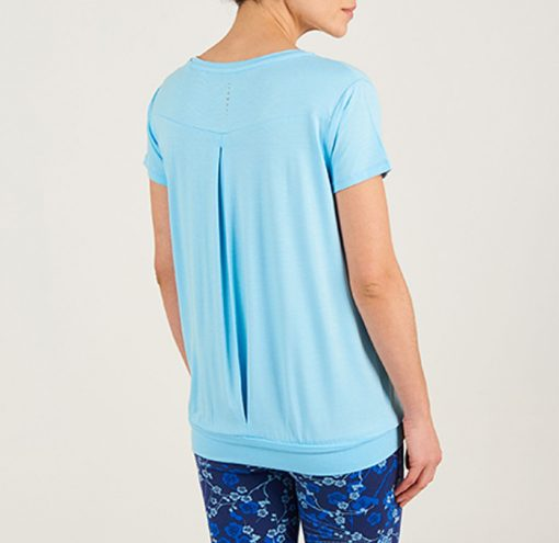 Asquith Fashion Smooth you Tee Baby Blue