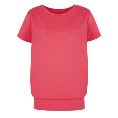 Asquith Fashion Smooth you Tee Cherry Pink