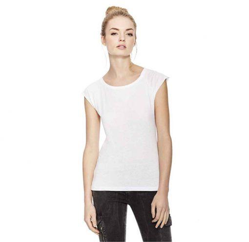 Damen Bamboo Viscose Raglan T-Shirt