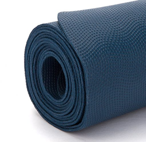Eco Pro Reise Yogamatte Blau