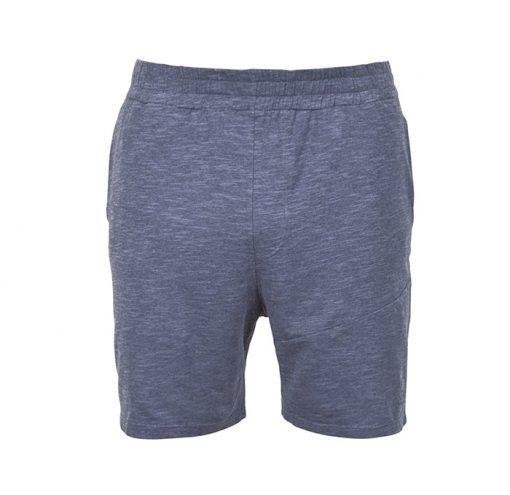 Jaya Fashion Herren Shorts Axel blue melange