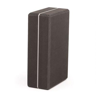 Yoga Block L schwarz