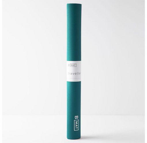 B Mat® Traveller 2mm Reise Yogamatte Ocean Green