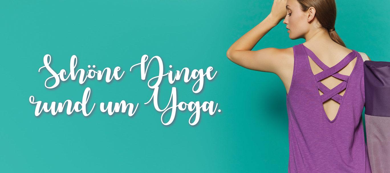 erkunde jetzt unseren nachhaltigen online yoga shop