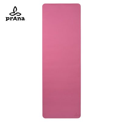 prAna E.C.O. TPE Yogamatte Rosa