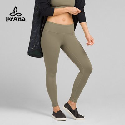 prAna Pillar Legging Rey Green