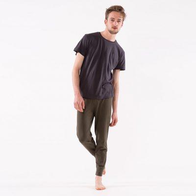 Yoiqi Men Yoga Pant´s olive