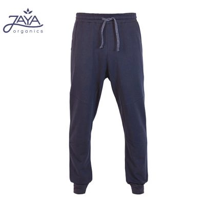 Jaya Fashion Men Yoga Pants Adi Nightblue