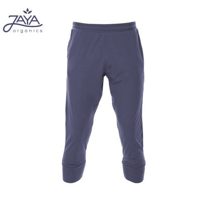 Jaya Fashion Men Yoga Pants Ali Nightblue