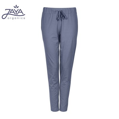 Jaya Fashion Damen Yogahose Audrey Bluegrey