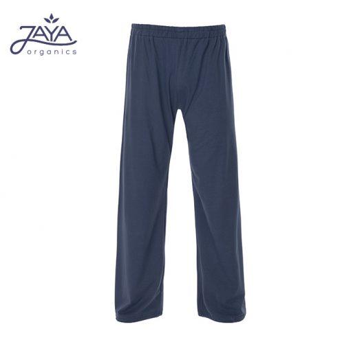 Jaya Fashion Men Yoga Pants Carlos Nightblue