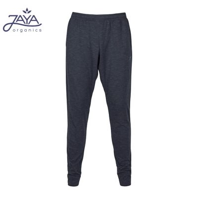 Jaya Fashion Men Yoga Pants Johnny Anthrazit Melange