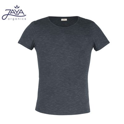 Jaya Fashion Men Yoga Shirt Rocky Anthrazit Melange