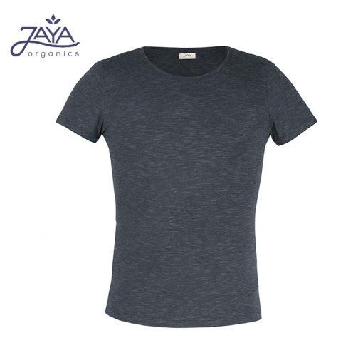 Jaya Fashion Men Yoga Shirt Rocky Anthrazit Melange